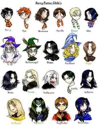 Harry Potter fanfics